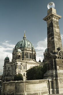 Germany, Berlin, view to Berlin cathedral - KRPF001160