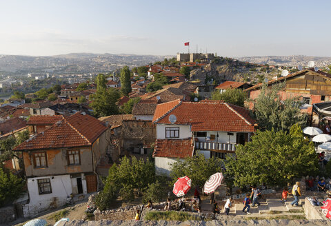 Turkey, Ankara, View of the city - SIEF005914
