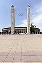Germany, Berlin, Olympic Stadium - WI001073