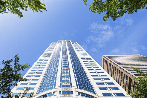 USA, Washington State, Seattle, 1201 Third Avenue Tower - FO007181