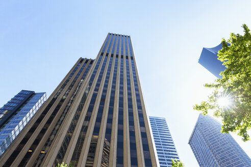 USA, Washington State, Seattle, 901 Fifth Avenue - FOF007182