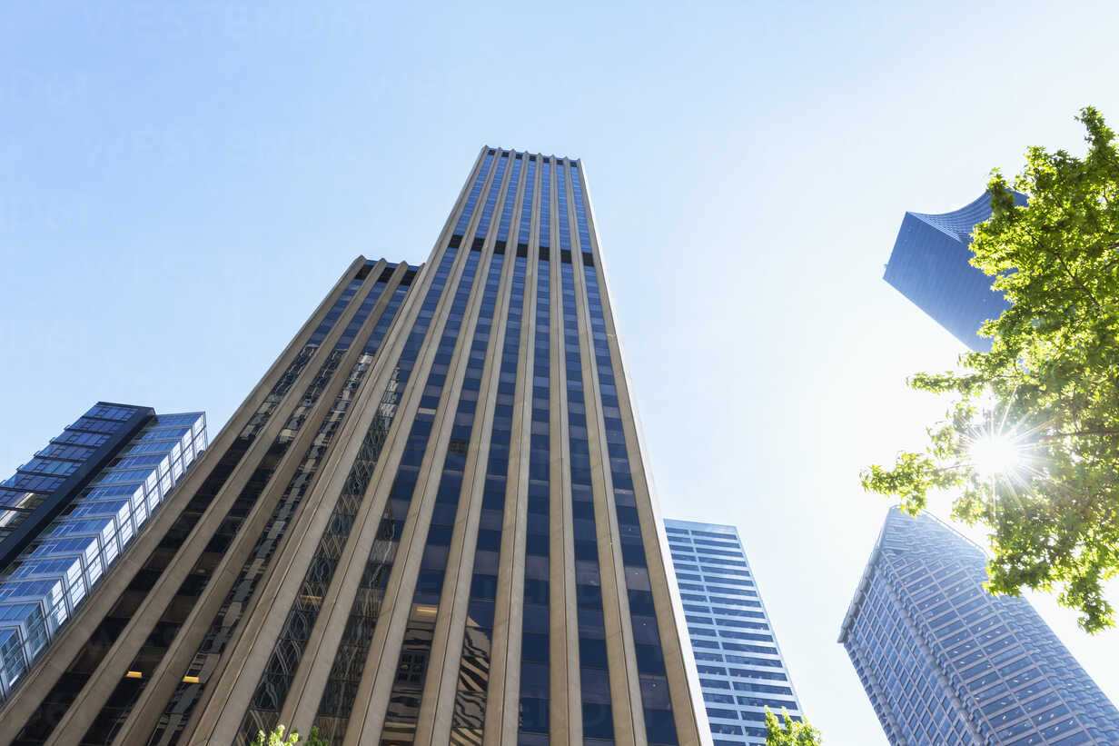 USA, Washington State, Seattle, 901 Fifth Avenue - FOF007182 - Fotofeeling/Westend61