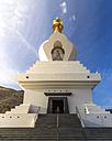 Spain, Andalusia, Malaga Province, Benalmadena, The Buddhist Temple - PUF000084
