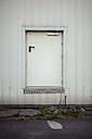 Curious small door of an industrie building - DWF000179
