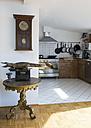 Open plan kitchen in a penthouse flat - TK000384