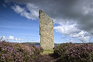 United Kingdom, Scotland, Orkney Islands, Ring of Brodgar - ELF001348