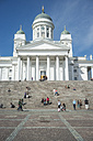Finland, Helsinki, view to Helsinki Cathedral - FL000521
