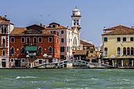 Italy, Veneto, Venice, Dorsoduro, Church San Trovaso - THAF000623