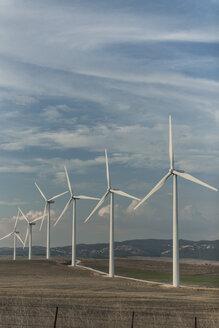 Spain, Andalusia, Tarifa, Wind farm - KBF000190