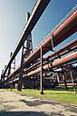 Germany, North Rhine-Westphalia, Essen, Zollverein Coal Mine Industrial Complex, Coking plant - MS004297