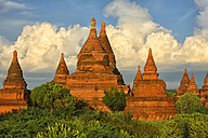 Myanmar, archaelogical site of Bagan - DSGF000334