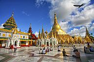 Myanmar, Yangon, Shwedagon Paya - DSG000359