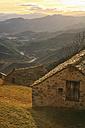 Spain, Ordesa National Park, Tella, mountainscape - DSGF000492