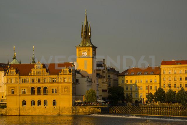 Czech Republic, Prague, Bedrich Smetana Museum at Vltava - WGF000481