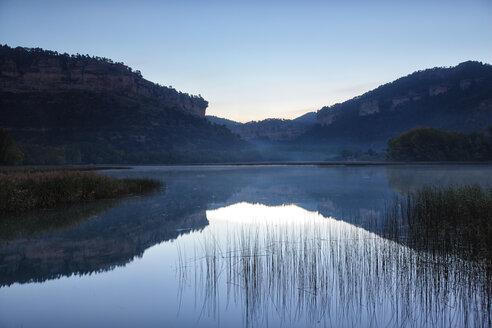 Spain, Serrania de Cuena Natural Park, Laguna de Una - DSGF000682