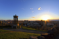 UK, Scotland, Edinburgh, Calton Hill - DLF000001