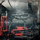 Steam locomotive - DWI000260