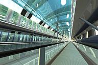 Futuristic passageway, 3D Rendering - SPCF000029