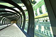 Futuristic passageway, 3D Rendering - SPCF000030