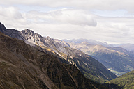 Italy, South Tyrol, View to Ortler Alps - MYF000628
