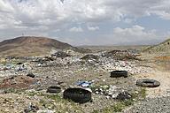Turkey, East Anatolia, Van Province, dump - SIE006139