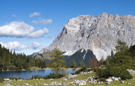 Austria, Tyrol, Ehrwald, Seebensee - MKFF000142