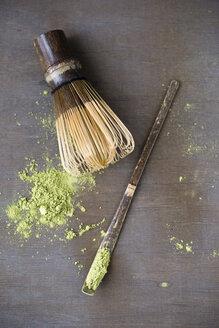 Matcha tea, Matcha whisk and spatula - MYF000639
