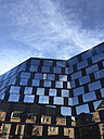 New building university library, Freiburg, Germany - DR001129