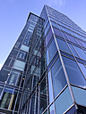 High-rise building at central station, Freiburg, Germany - DR001126