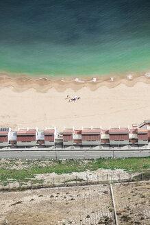 Gibraltar, View to Sandy Bay, Beach - KBF000209
