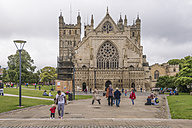 United Kingdom, England, Devon, Exeter, Exeter Cathedral - FR000030