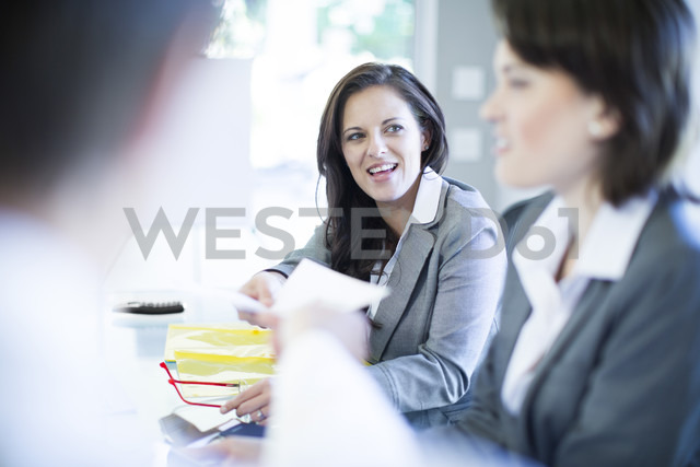 Business meeting in conference room - ZEF002228