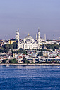 Turkey, Istanbul, View to Sultan Ahmed Mosque - THAF000799