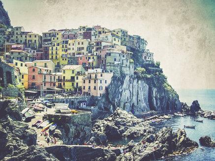 Manarola, Cinque Terre, Liguria, Italy - SARF000974