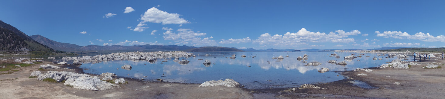 usa, california, mono county, mono lake, panorama - DSCF000184