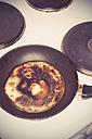 Burnt pancake - UWF000230