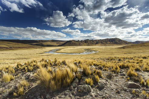 Bolivia, Landscape between Arequipa and Lake Titicaca - FPF000008