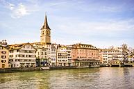 Switzerland, Zurich, old town - PUF000232