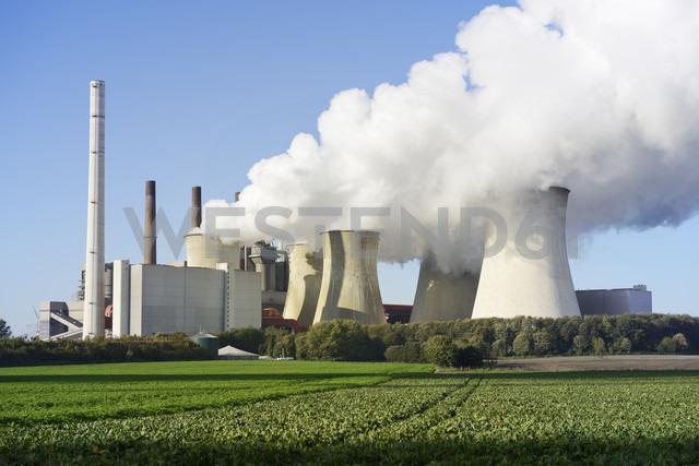Germany, North Rhine-Westphalia, Grevenbroich-Neurath, Neurath Power Station - GUFF000021