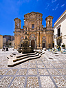 Italy, Sicily, Province of Trapani, Marsala, Church La Chiesa del Purgatorio - AMF003195