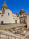 Italy, Sicily, Province of Trapani, Marsala, Church La Chiesa del Purgatorio - AMF003199