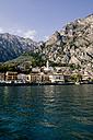 Italy, Lombardy, Brecia, Limone sul Garda, View of the city - LVF002177