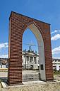 Germany, Brandenburg, Potsdam, Memorial in front of Garrison Church - FR000123