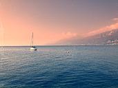 Italy, Brenzone sul Garda, Lake Garda - LVF002230