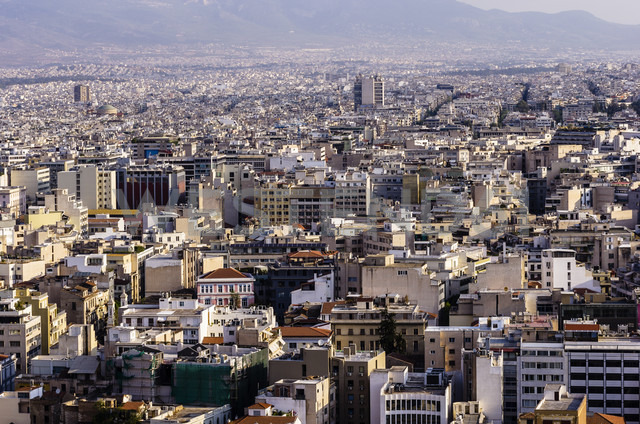 Greece, Athens, cityscape - THAF000878
