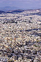 Greece, Athens, cityscape from Mount Lycabettus - THAF000900
