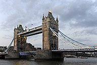 UK, London, Tower Bridge - MIZF000642