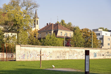 Germany, Berlin, Berlin Wall Memorial at Bernauer Strasse - MEM000483
