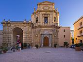 Italy, Sicily, Province of Trapani, Marsala, Old town, Piazza della Addolorata, Church Chiesa dell' Addolorata - AMF003233