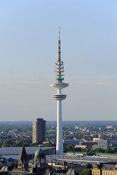 Germany, Hamburg, Heinrich-Hertz Tower - MIZF000756